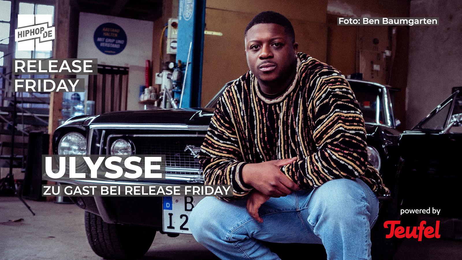"""Release Friday powered by Teufel mit Ulysse über """"761"""", Massiv & Manuellsen, Ace Tee, Ufo361, Symba und mehr"""