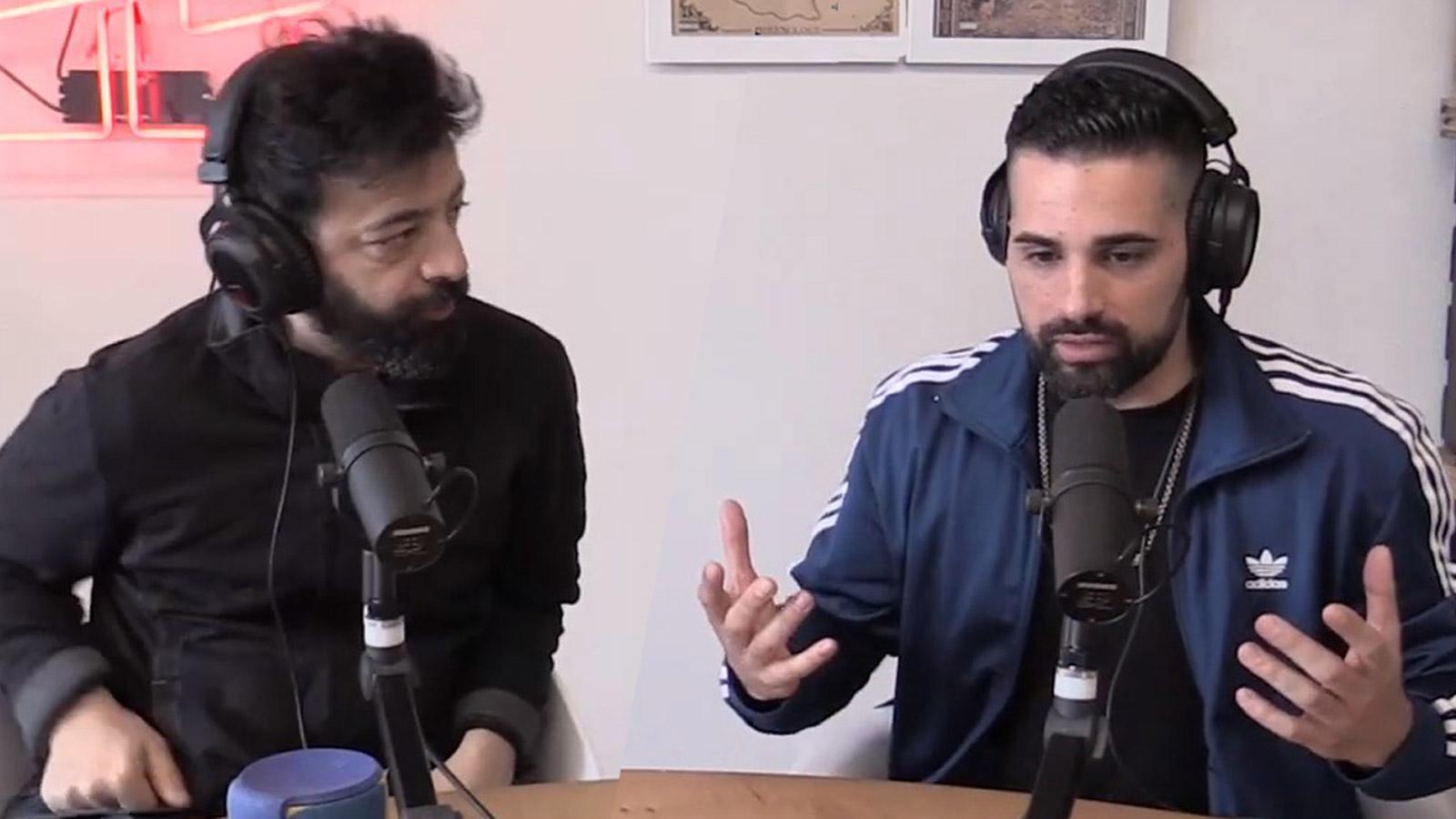 Cousin JMF im Interview mit Rooz #waslos