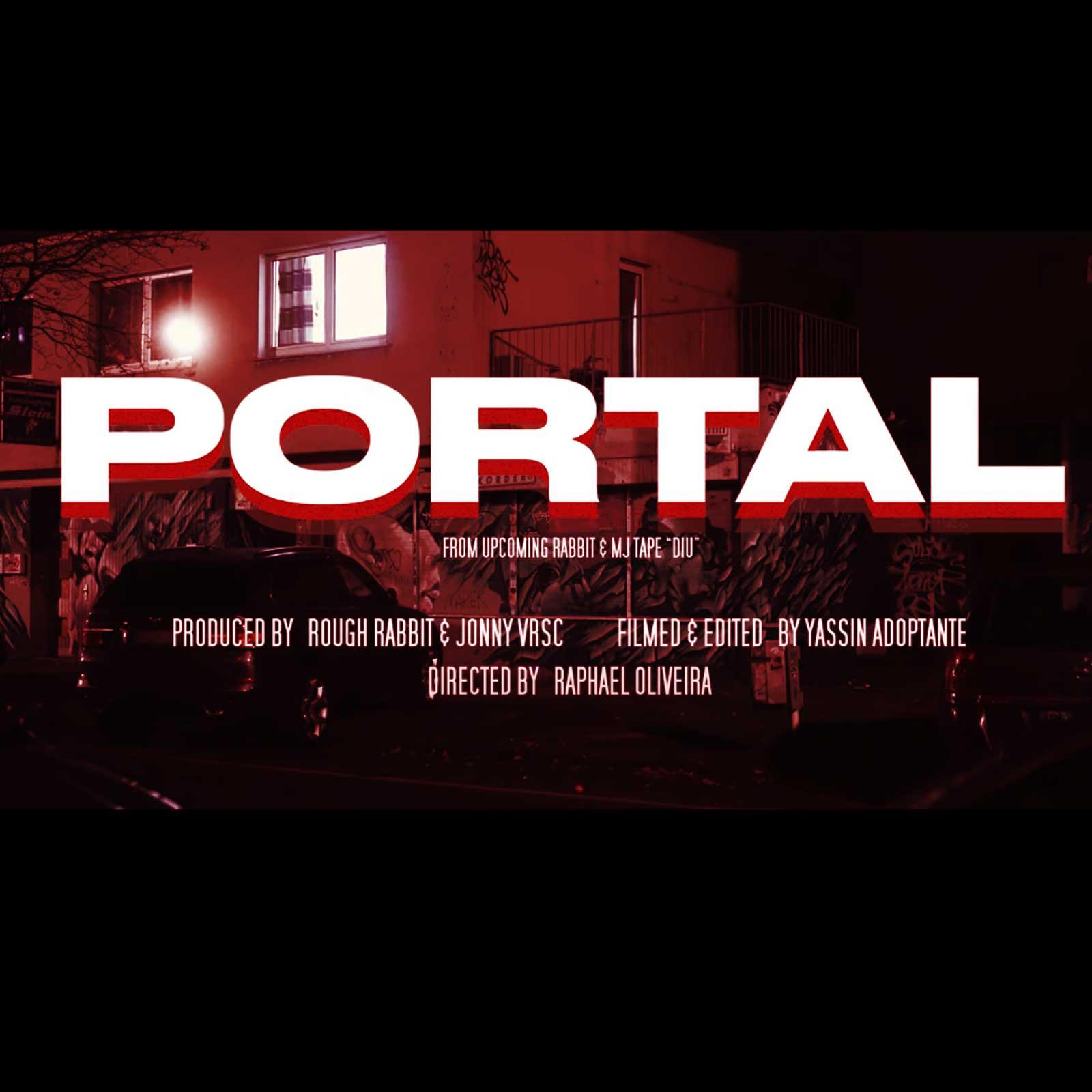 Upcoming: Randstadt45 - Portal/Rot By Rough Rabbit & MJ Feat. Jonny Vrsc [Video]