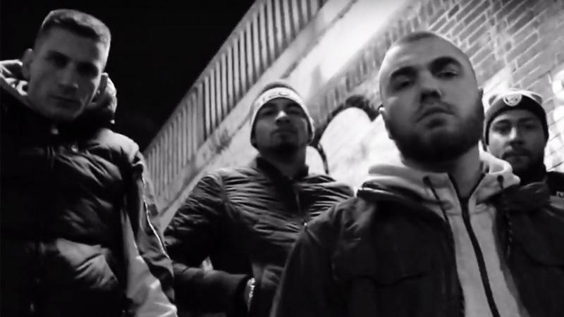 Sa4, Gzuz und Maxwell im Video zu GhettoTourist