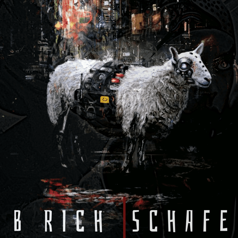 Upcoming: B-RICH - Schafe