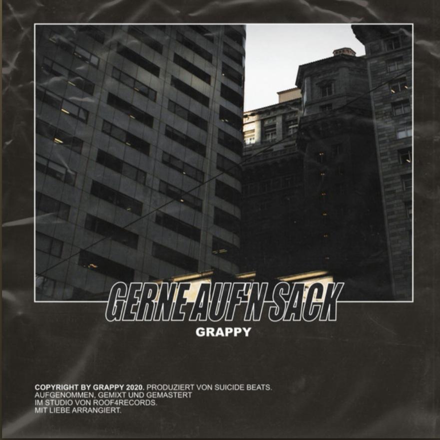 Upcoming: GRAPPY - Gerne Auf'n Sack
