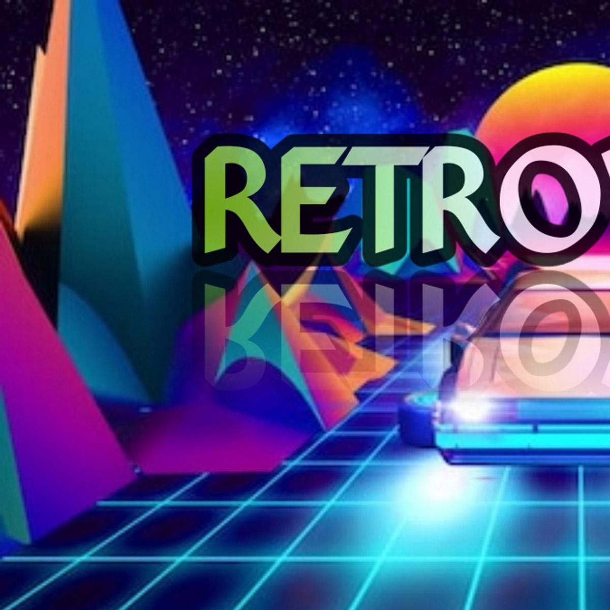Upcoming: KNOWA - Retrowave 80´s Type Rap Beat 2019