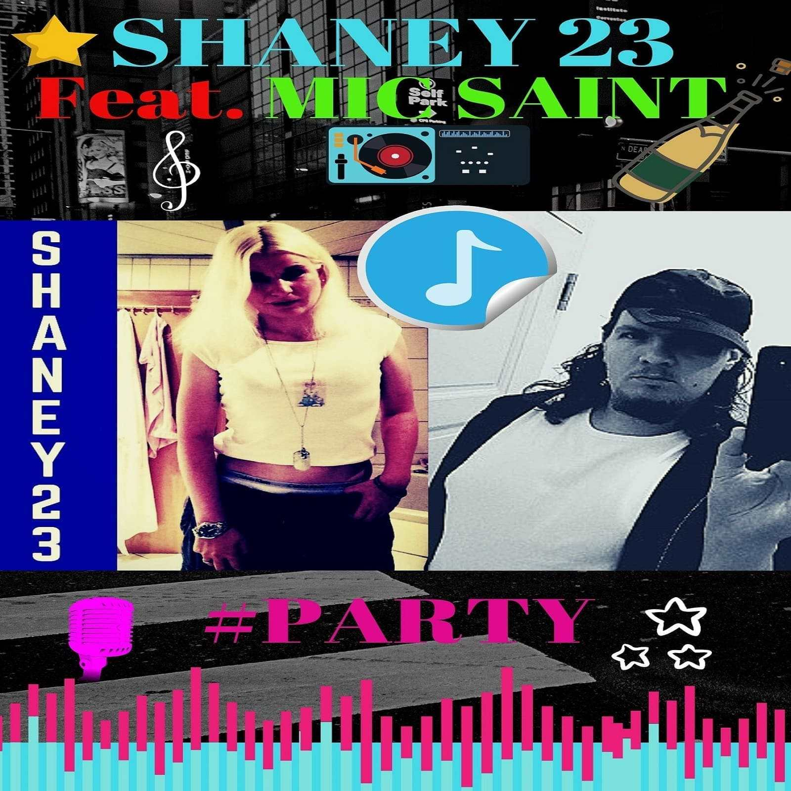 Upcoming: SHANEY 23 feat. MIC SAINT - PARTY [VIDEO]