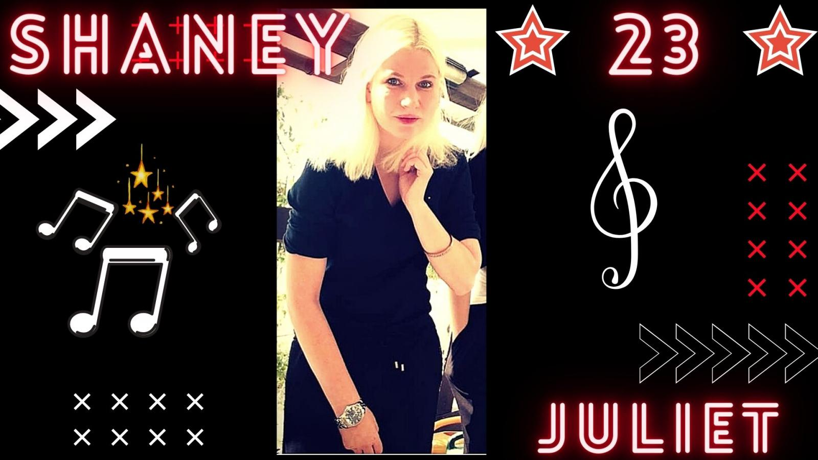 Upcoming: Shaney 23 - JULIET (OFFICIAL VIDEO)