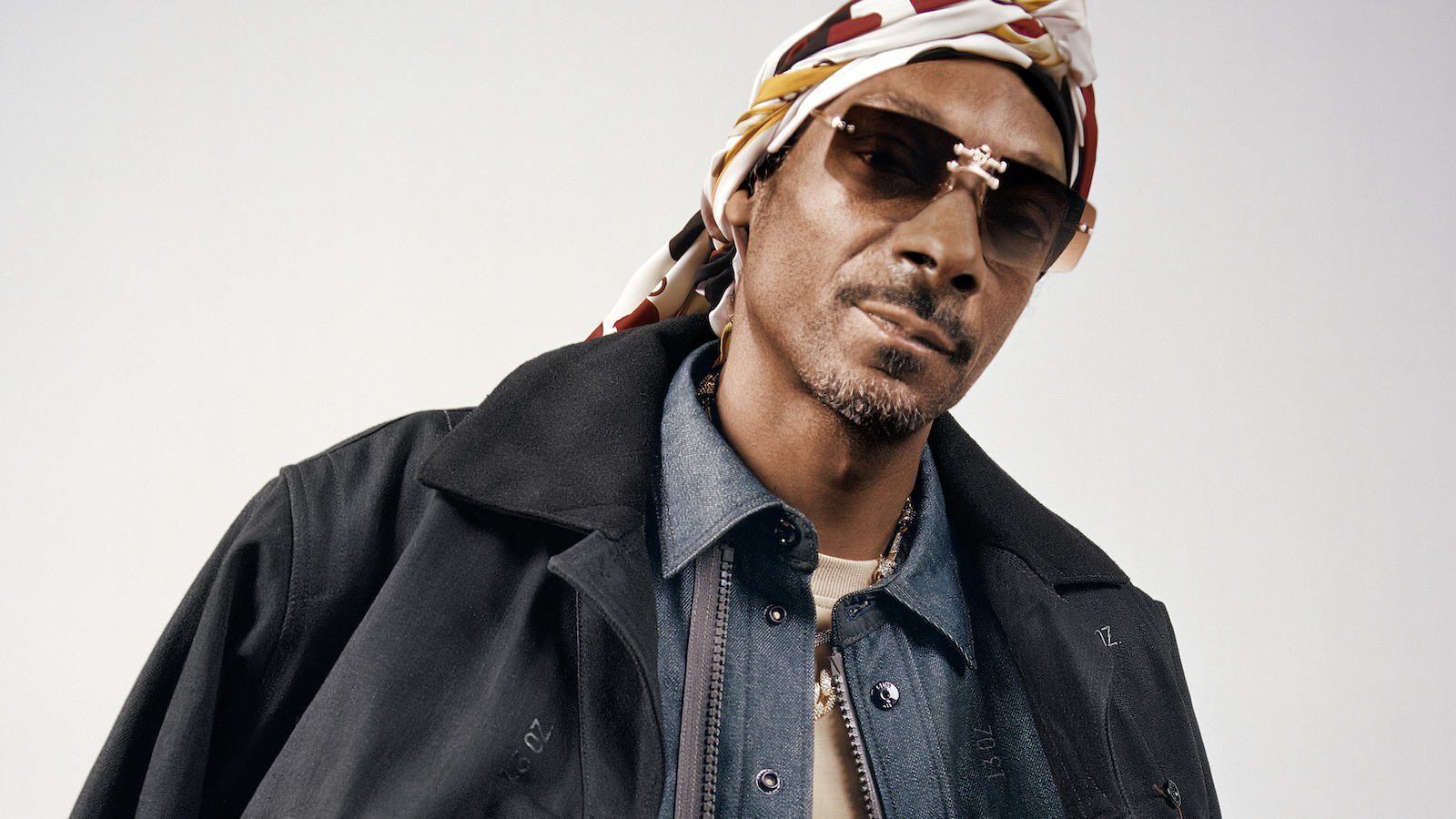 Snoop Dogg campaign for G-Star RAW