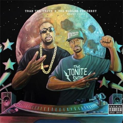 Trae Tha Truth, The Worlds Freshest - The Tonite Show