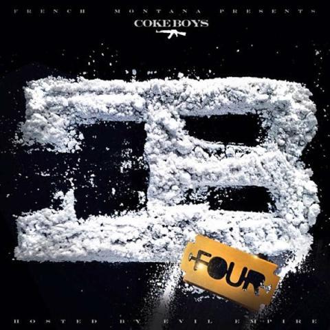 French Montana - Coke Boys 4