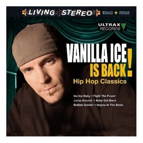 Ice Is Back - Hip Hop Classics