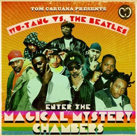 Wu-Tang Clan - Wu-Tang vs. The Beatles - Enter The Magical Mystery Chambers