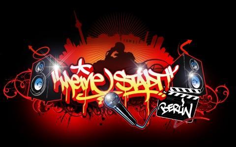 Meine Stadt 2010 // TWIN und CRIZ // present by Thug Life & fight 4 music