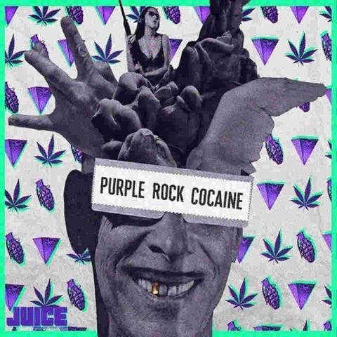 Schote - Purple Rock Cocaine