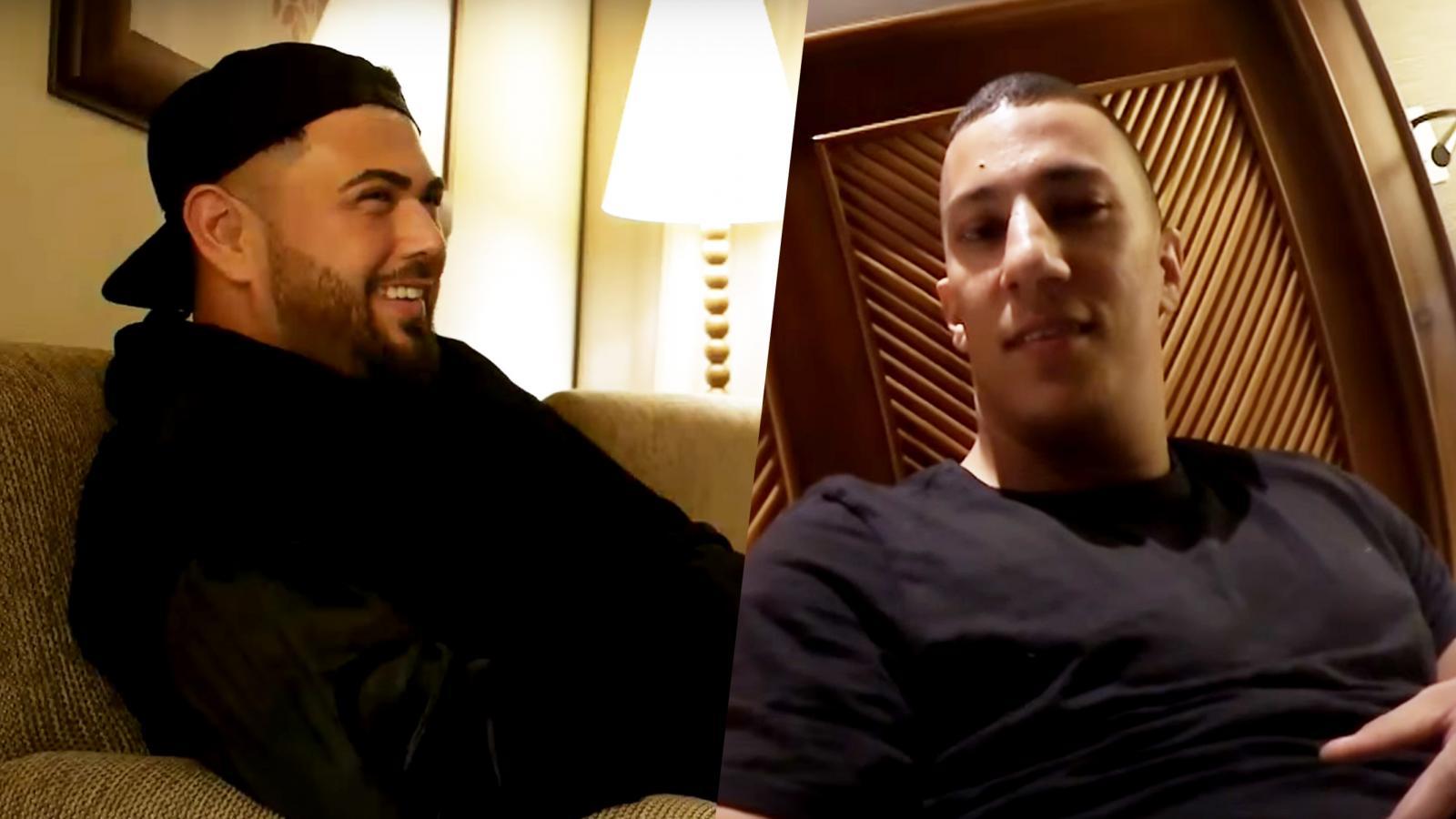 "Lachflash von Farid Bang: Summer Cem über ""Western Union Records"" – Throwback"