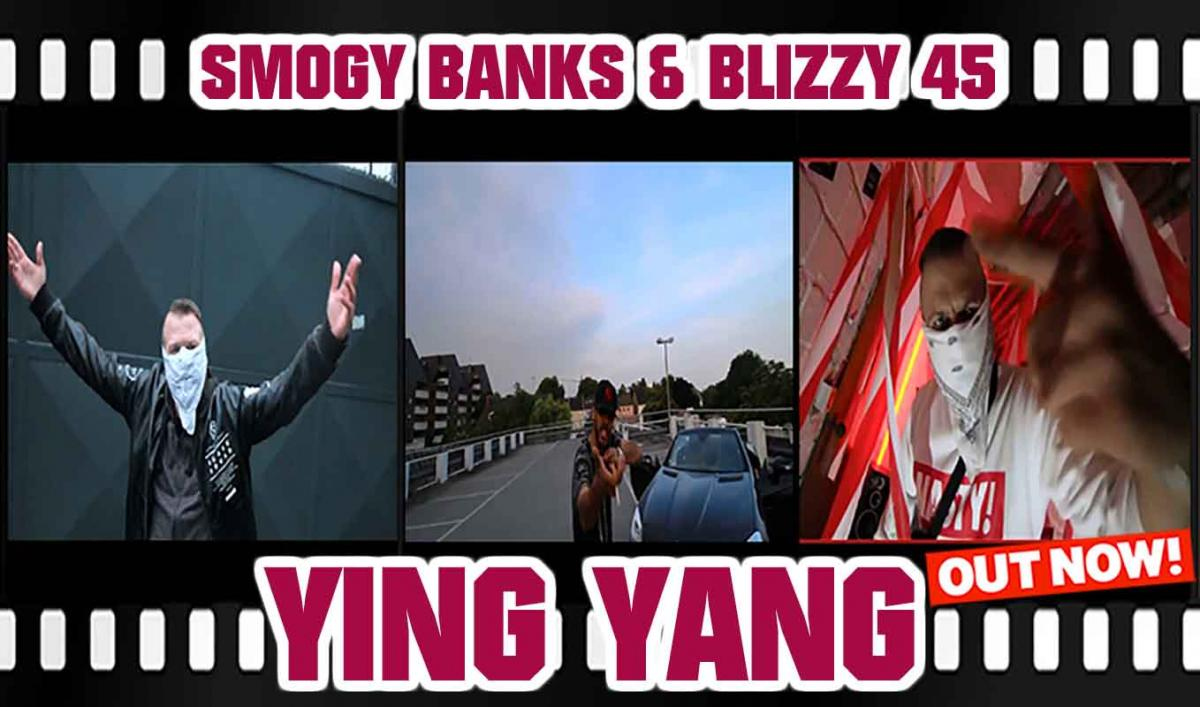 Upcoming: Blizzy45 x SmogyBank$ - YingYang 2017 [Split Video]