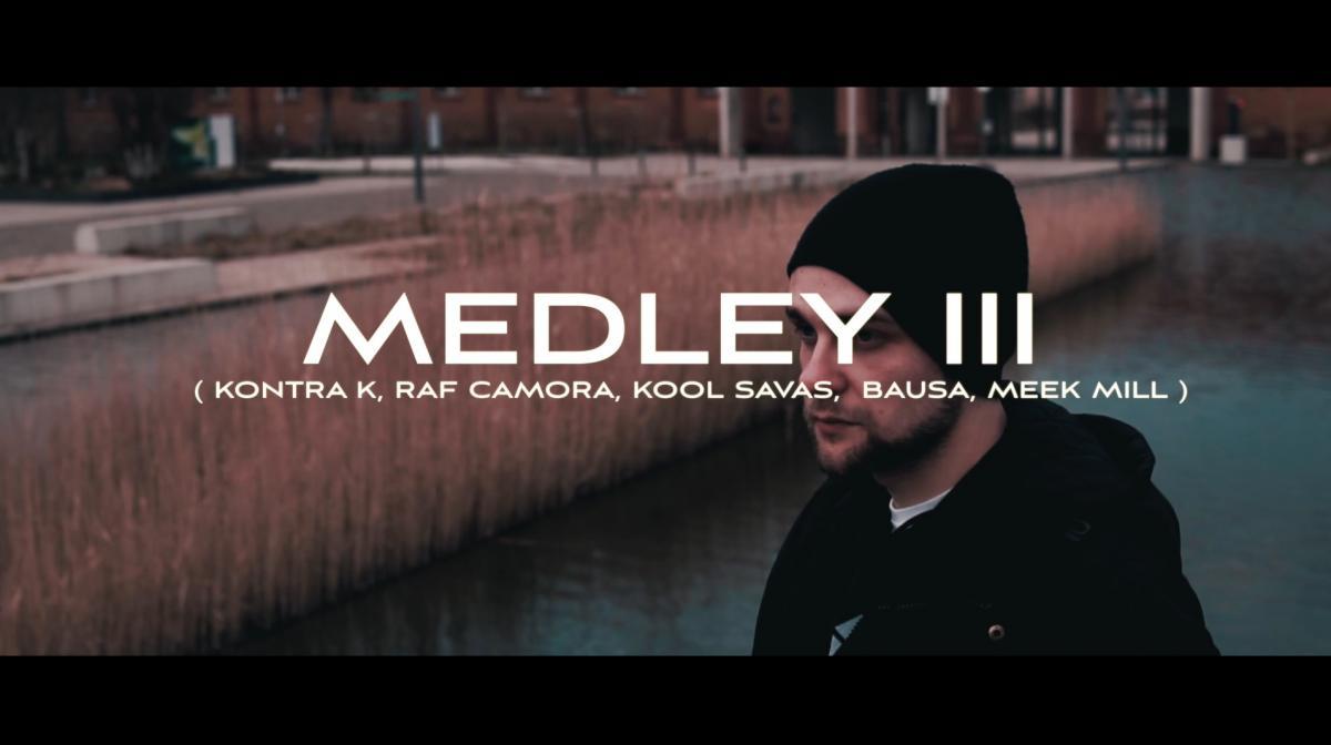 Upcoming: Jay Unique - Raf Camora, Kontra K, Kool Savas, Bausa, Meek Mill Medley