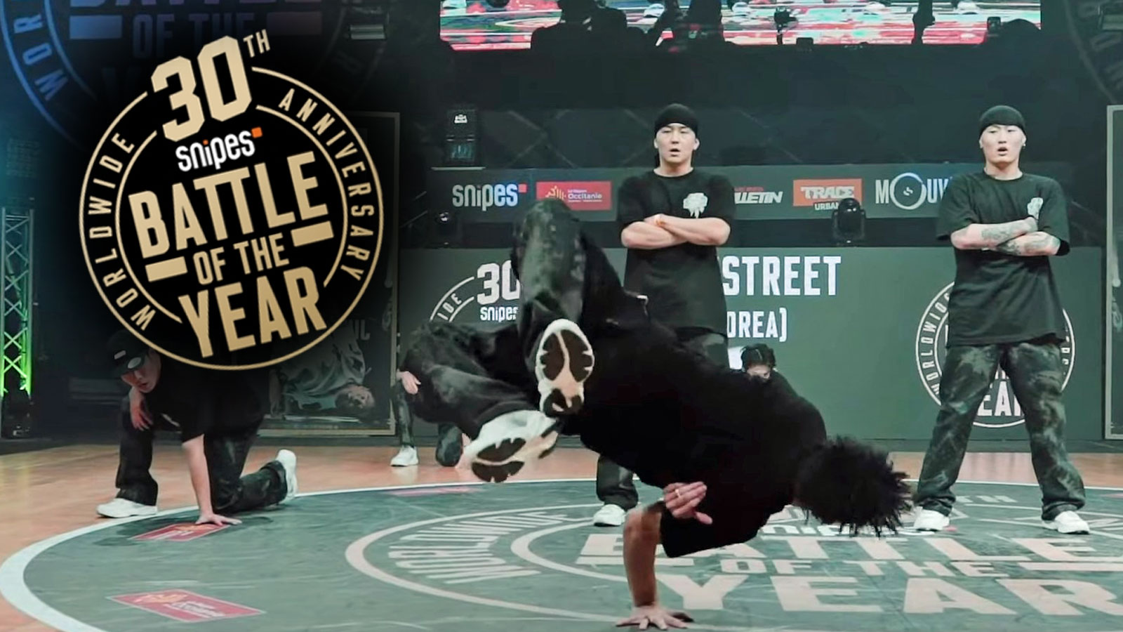 SNIPES Battle Of The Year 2019 – Aftermovie