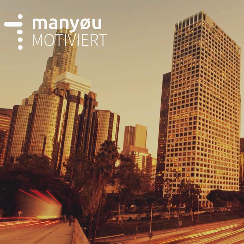 Upcoming: manyøu - Motiviert