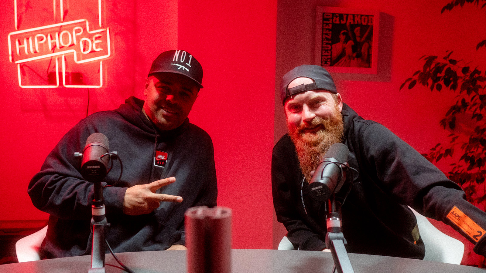 Tierstar über Battlerap und seine neue Show bei Hiphop.de – Interview mit Toxik