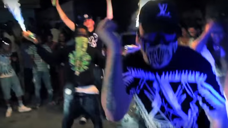 Foto screenshot tommy lee sparta white rum amp boom official music