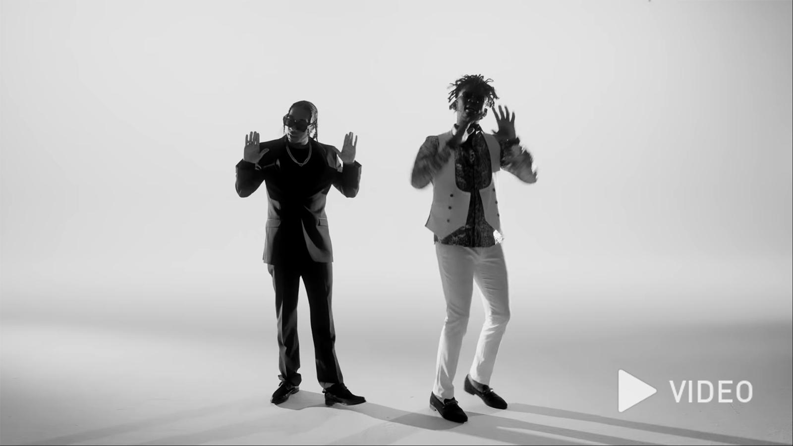 Mr Eazi ft. Tyga – Tony Montana [Video]