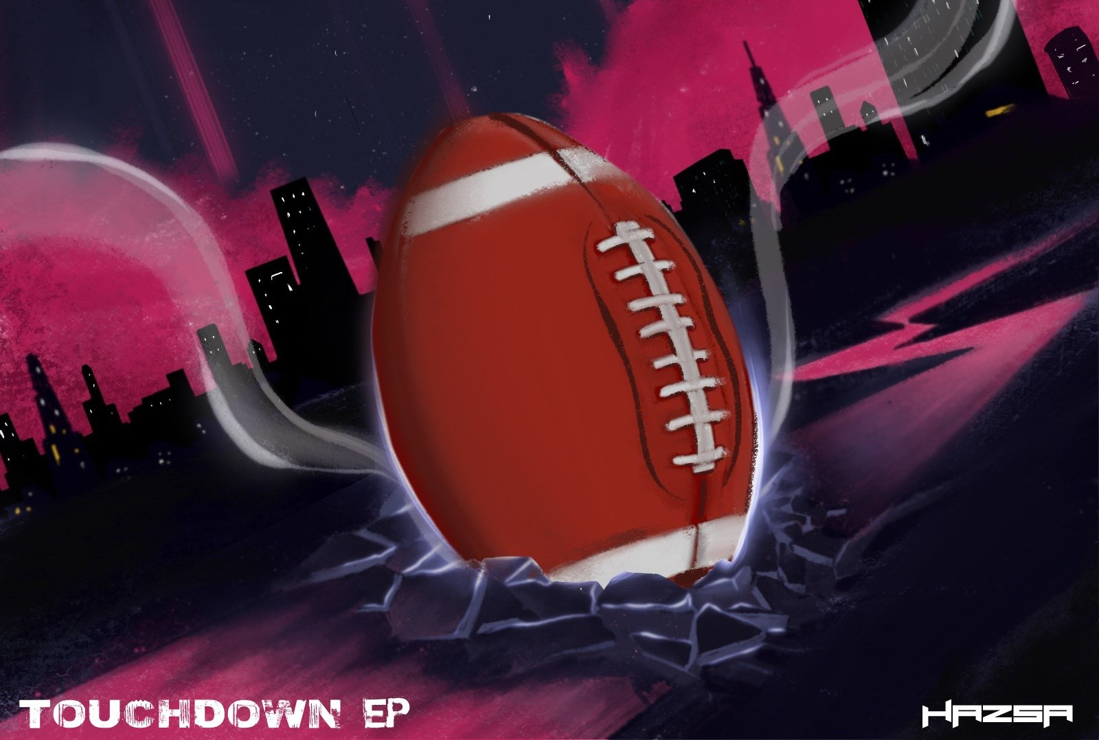 Upcoming: Hazsa - Touchdown EP