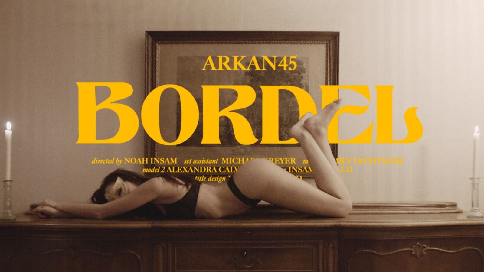 Upcoming: Arkan45 - Bordel