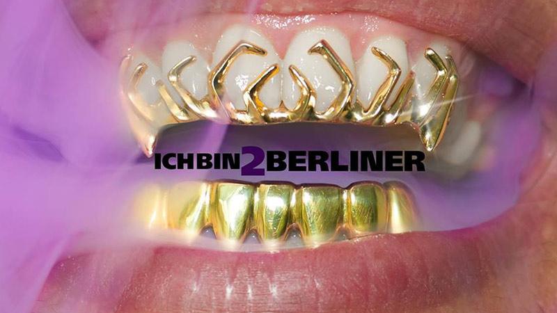 Cover von Ufo361 zu Ich bin 2 Berliner