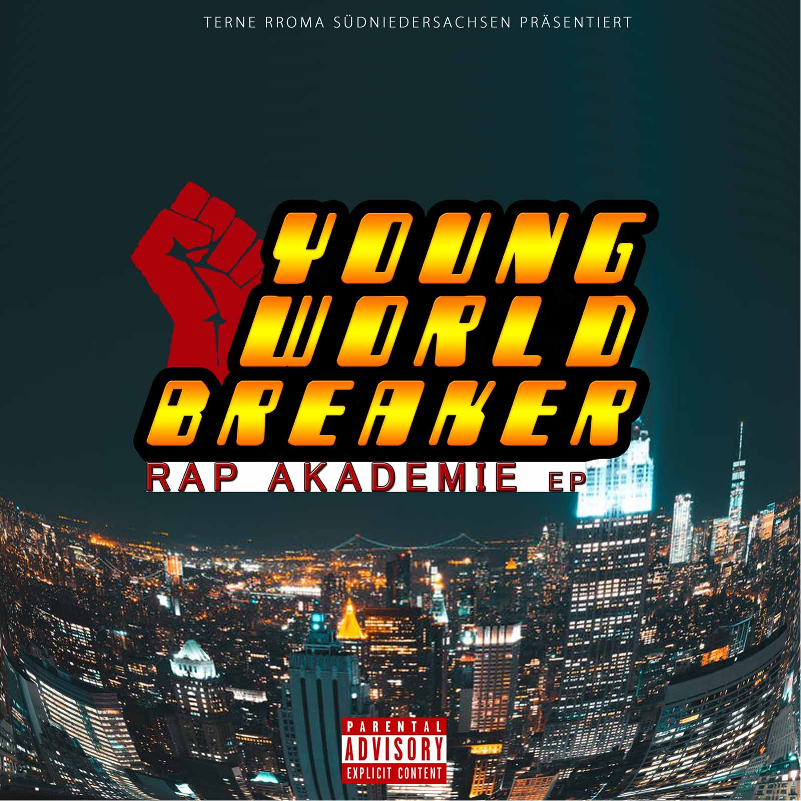 Upcoming: Y.W.B. - Rap Akademie EP