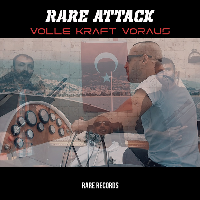 Upcoming: Rare Attack - Volle Kraft Voraus