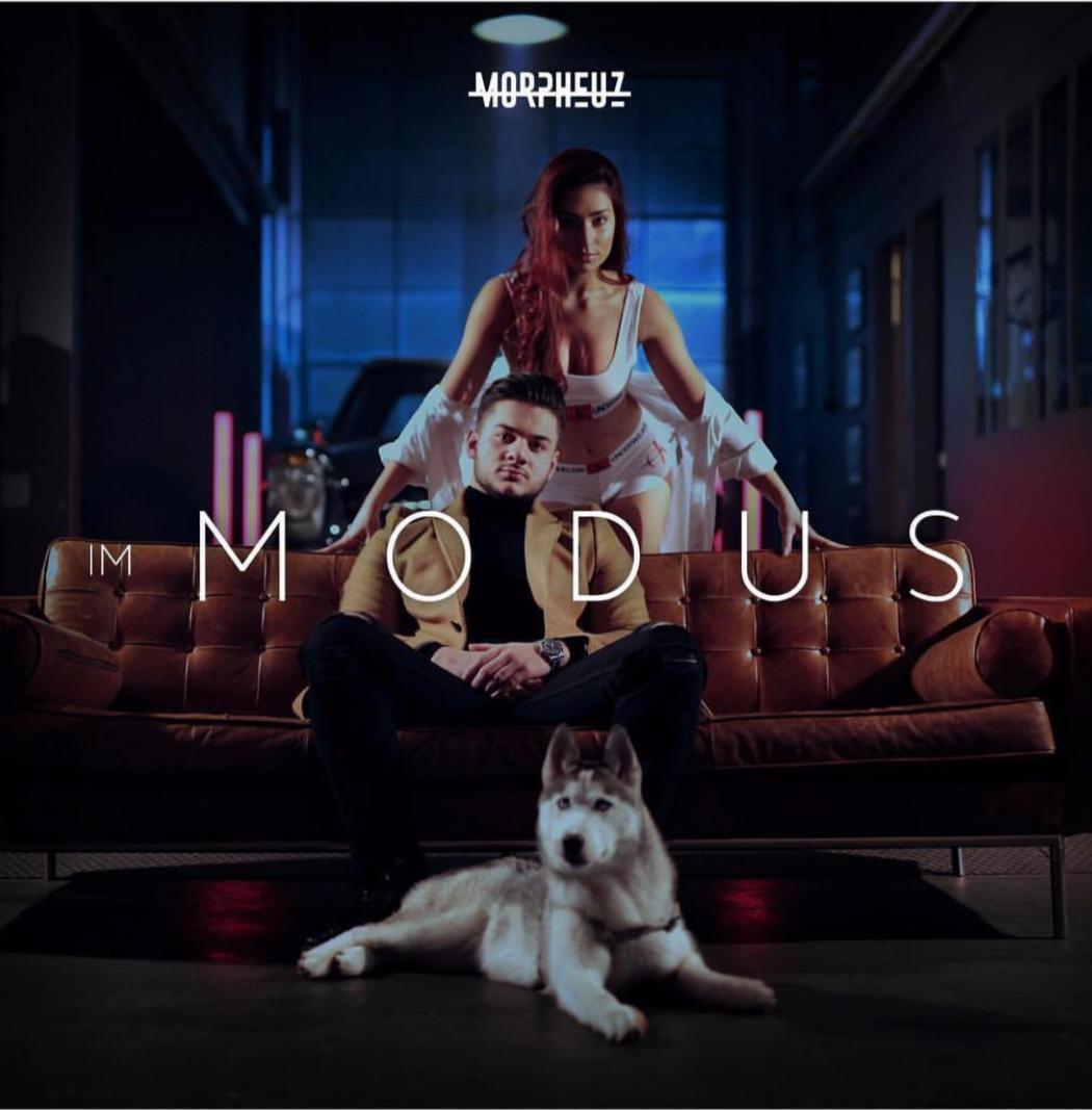 Upcoming: Morpheuz - Morpheuz - Im Modus