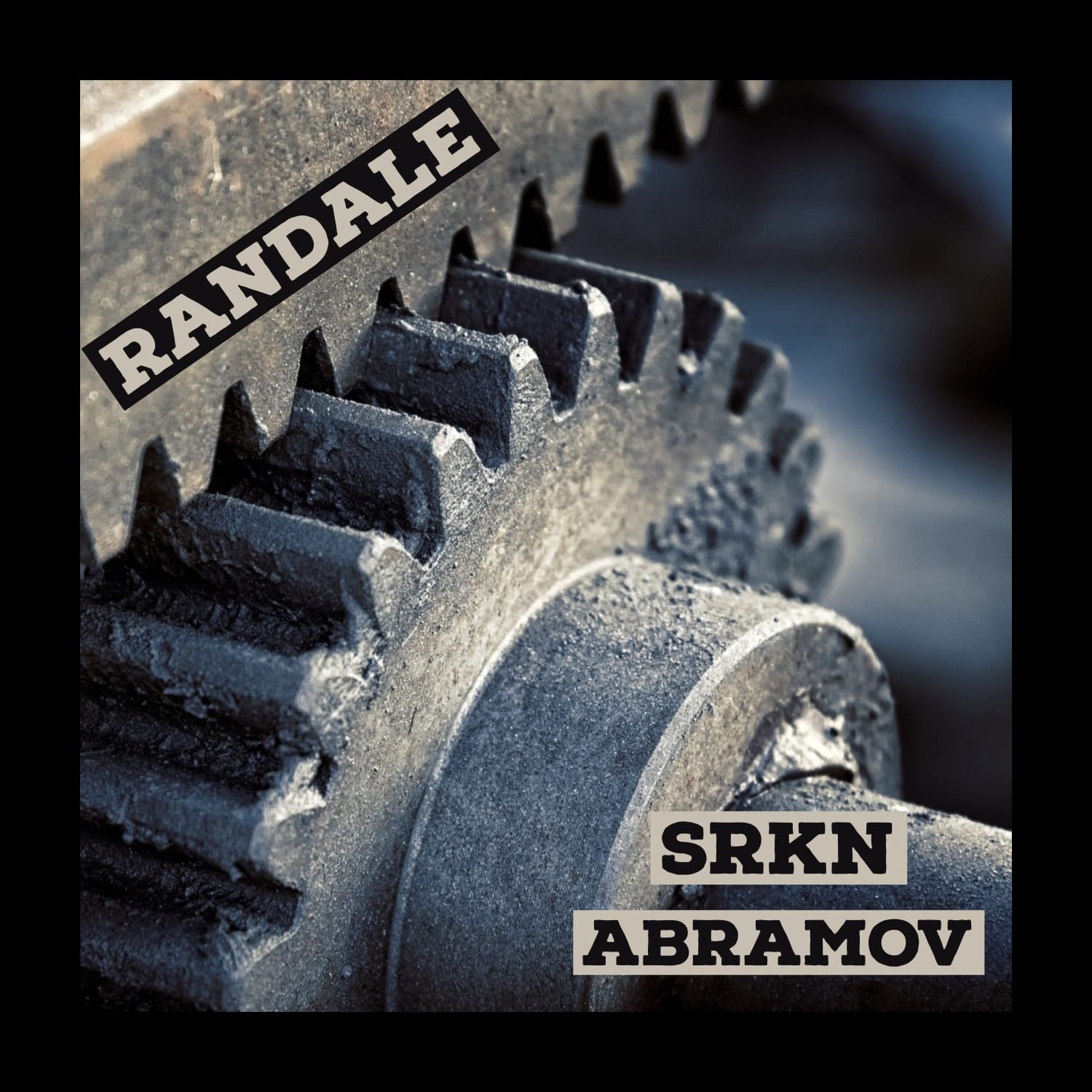 Upcoming: Abramov x SRKN - Randale (prod. By Brainfood)