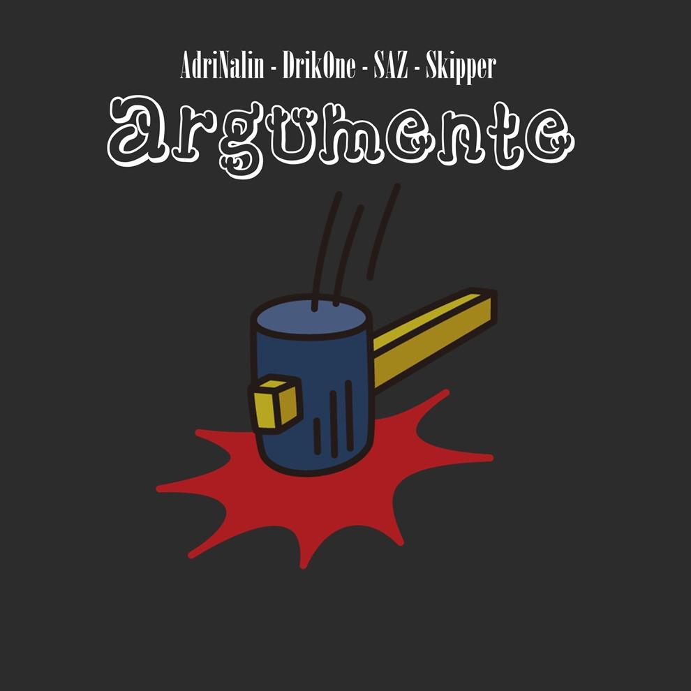 Upcoming: Skipper & AdriNalin - Argumente Feat. DrikOne & SAZ