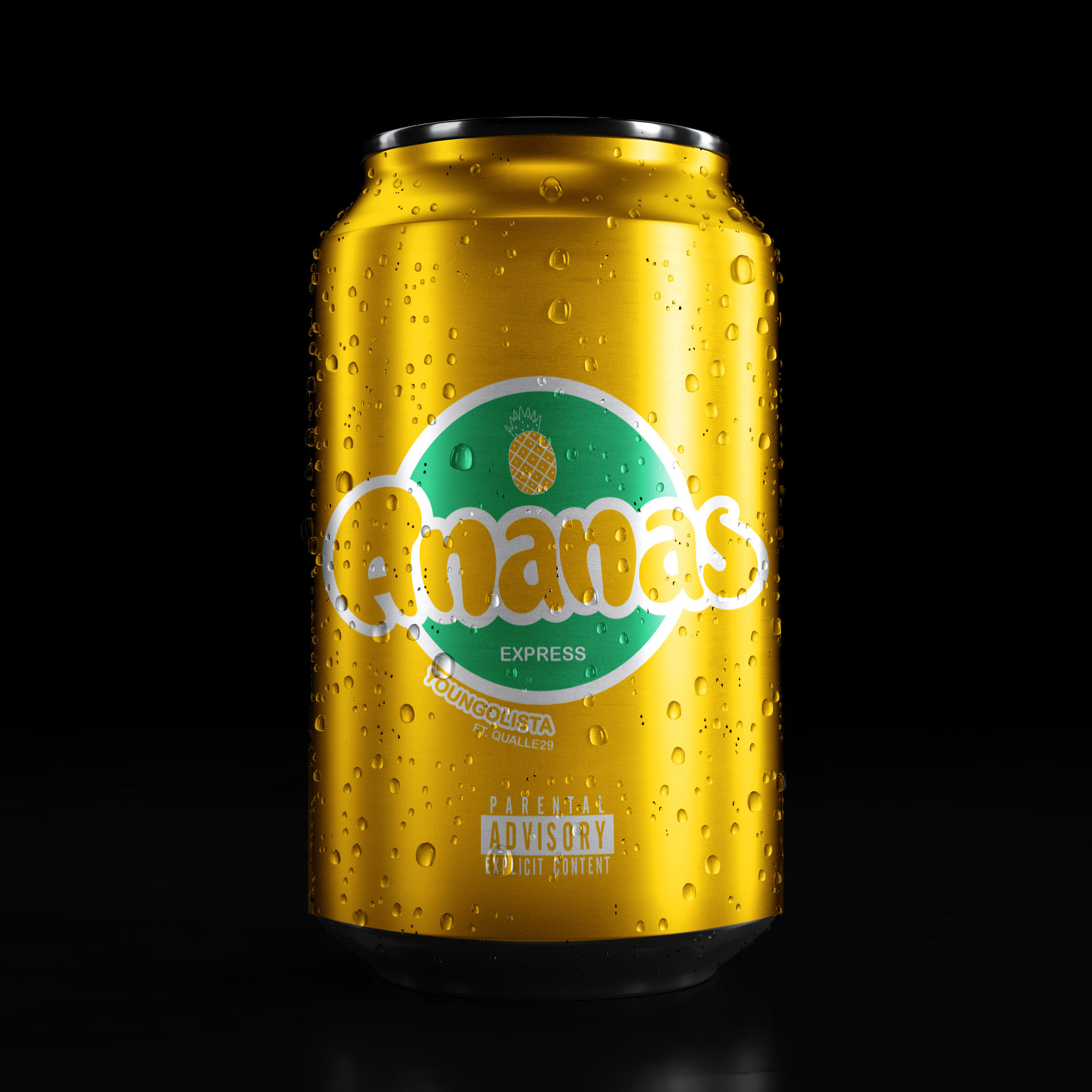 Upcoming: youngolista - Ananas Express (feat. Qualle29)
