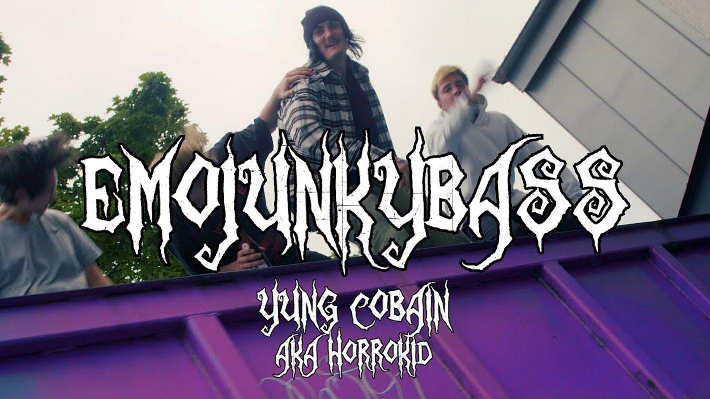 Upcoming: Yung Cobain - Emojunkybass (prod. Czuga) [Video]