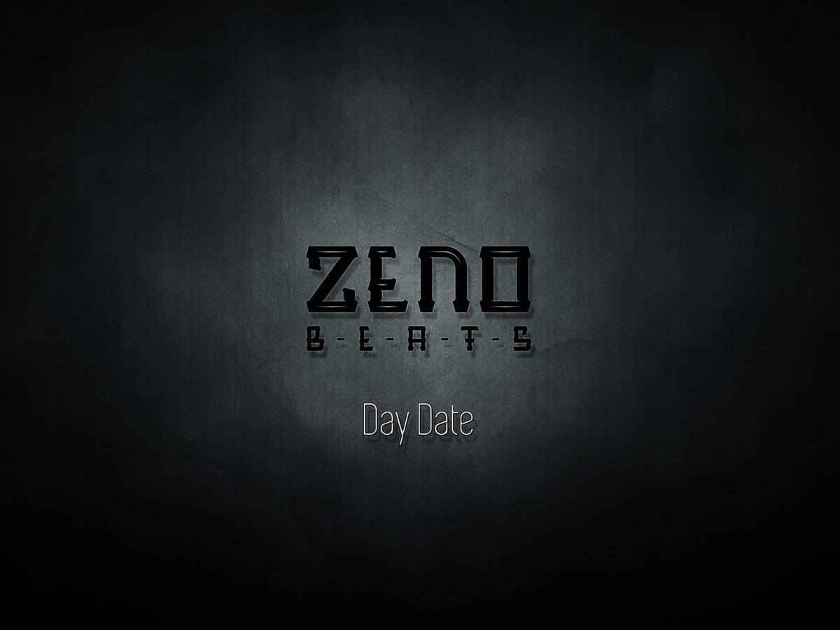 Upcoming: Zeno - Day Date