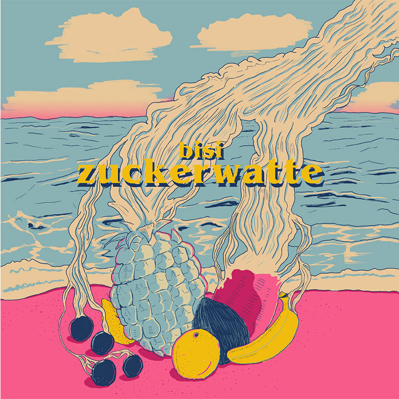 Upcoming: Bisi - Zuckerwatte (prod. NZ6)